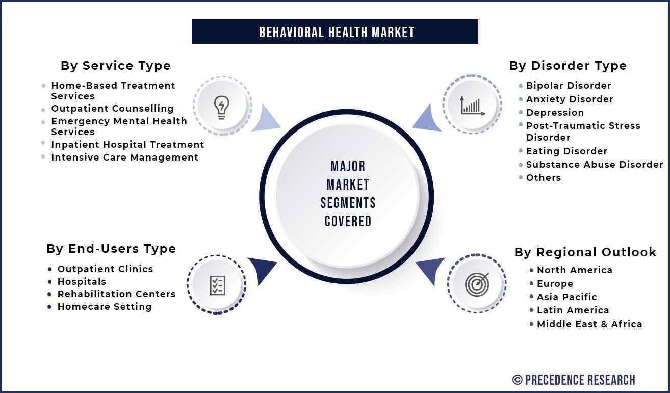 Behavioral Health Market Segmentation