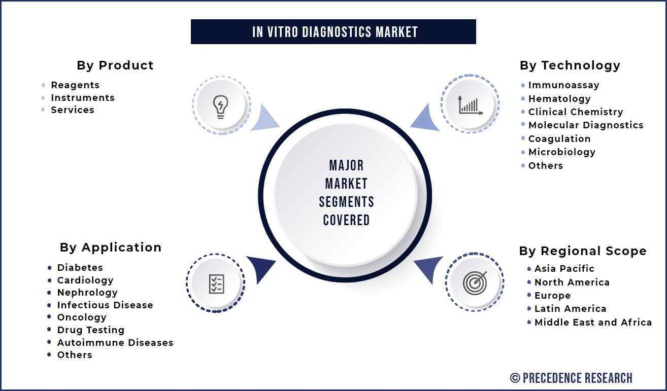 In Vitro Diagnostics Market Segmentation