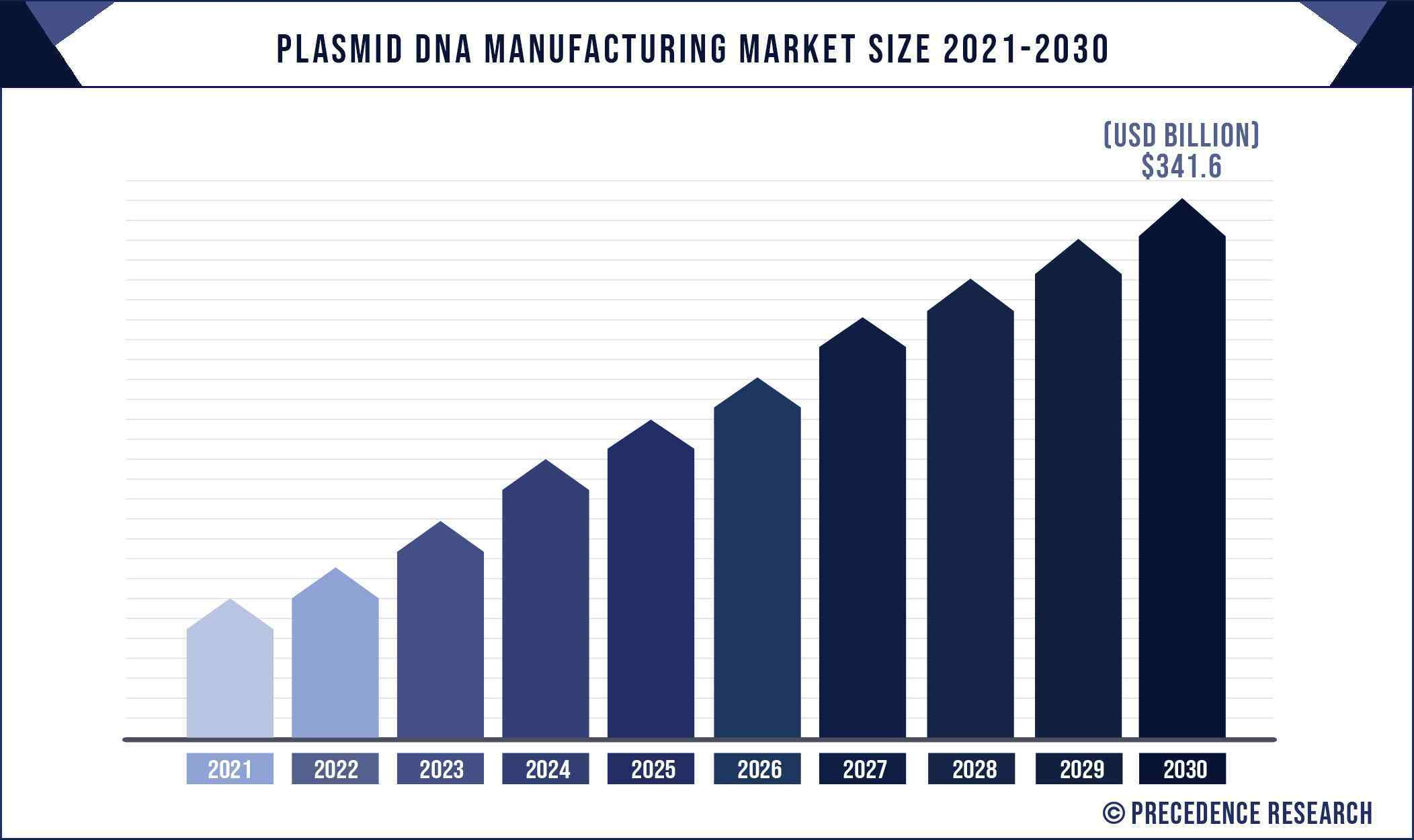 Plasmid DNA Manufacturing Market Size 2021 to 2030